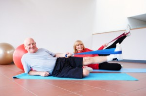 Personal Trainer Pilates Mayores