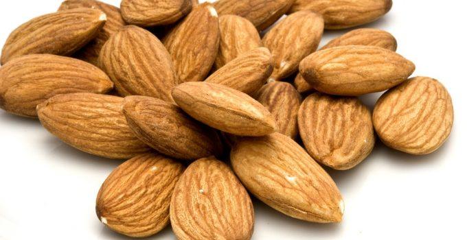 Almendras - Nutrición - Comida sana